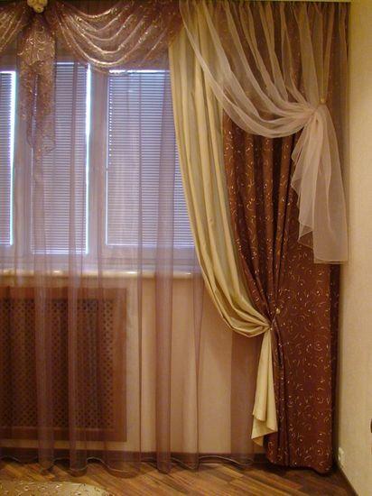 Шторы для спальни фото каталог штор