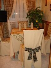 Чехлы для стульев: вариант модели 11